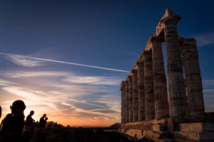 Cycling Sounio (Cycling in Athens)
