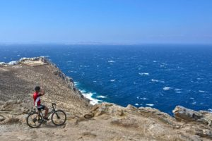 Cycling in Mykonos: The unparalleled sea views for the Gr Cycling's private tour