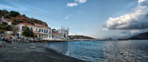 View of Corthi Bay - Andros Island