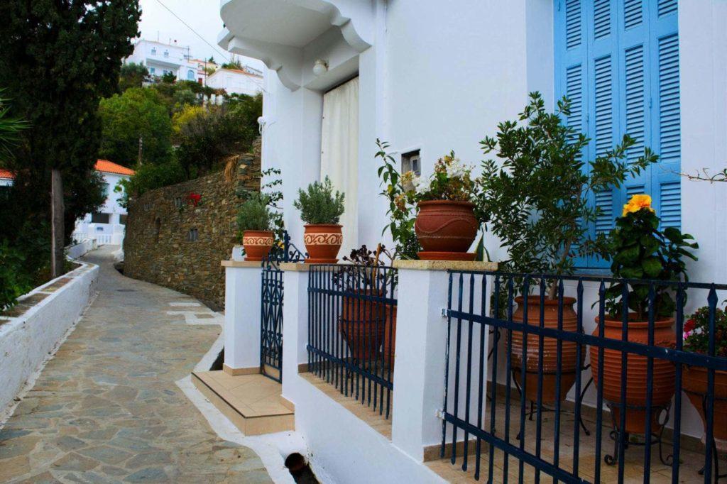 Stenies Village - Andros Island