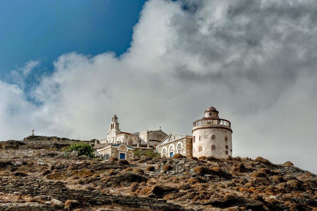 Isternia Village - Tinos Island