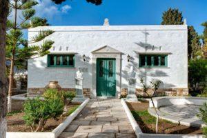 Artists of Tinos Museum - Tinos Island