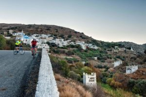 Dove Cotes in Agapi Village - Tinos Island