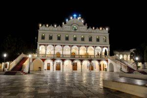 Great Tinos Church - Panagia Evangelistria - Chora
