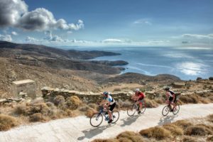 Cycling in Tinos Island