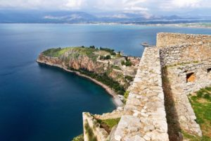 Another spectacular view from Palamidi Castle in Nafplio