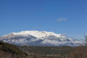 Mt Parnassus - Close to Arachova and Delphi Area - Gr Cycling