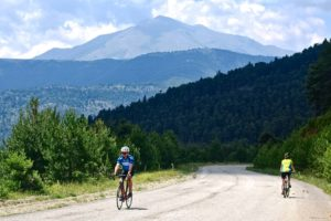Cycling in Peloponnese (Mountain Range near Corinth and Xylokastro) - GrCycling