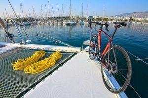 Biking and Sailing on the Aegean Islands Cyclades by GrCycling