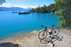 Sailing and Cycling - Bike Options
