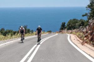 Coast to Coast in the Peloponnese