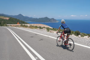Coast to Coast in the Peloponnese