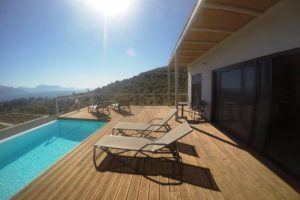Cycling and bicycle rentals options at Villa Ioanna, in Paleros Greece