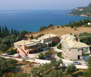 Cycling and bicycle rentals options at Villa Ionian Nest, in Paleros Greece